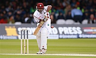Barath Century Sets Up The West Indies