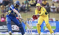 Tharanga Leads Sri Lanka To Eight-Wicket Victory