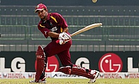 Sarwan Century Sets Up West Indies Win