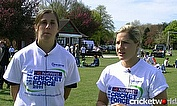 Cricket World® TV - Jenny Gunn/Katherine Brunt
