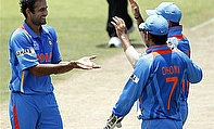 India Unchanged For Remaining ODIs