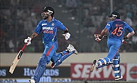 Cricket Video - India Clinch ODI Series Win