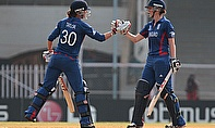 Edwards Leads England To Third Place Finish