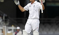 Cook, Compton Bat England Back Into Contention
