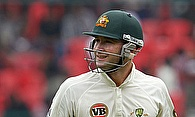 Clarke Sidelined With Back, Hamstring Injuries