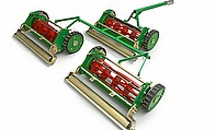 Dennis Gang Mower For Cricket Outfields