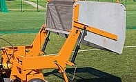 SISIS Tractor Mounted Cricket Square Sweepers