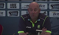 Video -  Lehmann Warns Batsmen