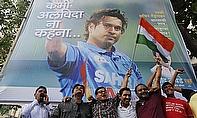 Fans and Sachin Tendulkar