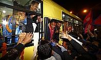 Nepal celebrate cricket history