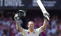 Chris Rogers hit 119 as Australia were bowled out for 276, setting England 448 to win