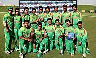 Bangladesh - Plate Champions