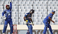 Sri Lanka play Afghanistan