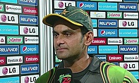 Mohammad Hafeez gives his thoughts following Pakistan's win over Australia