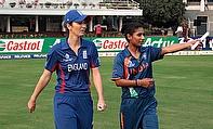 Charlotte Edwards, Mithali Raj