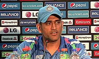 MS Dhoni thinks the ICC World T20 fina l will be a close affair