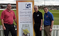 The Police Credit Union first sponsored Police Cricket in 2011