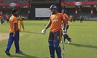 Rajasthan Royals training in Delhi