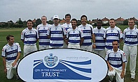 Play-Off Champions QPR Play Cricket