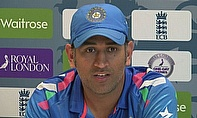 MS Dhoni says 'soft wickets' undermined India's run chase