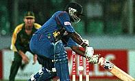 Jayasuriya, The Scourge Of Indian Cricket
