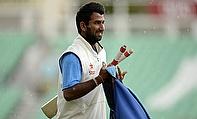 Pujara Slams Maiden Ton In County Cricket