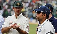 Ricky Ponting, Sachin Tendulkar