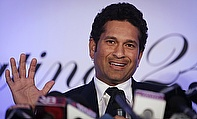 Tendulkar Named Ambassador Of ICC 2015 World Cup