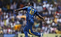 Seekkuge Prasanna has been drafted in to Sri Lanka's squad