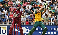 Faf du Plessis hits out