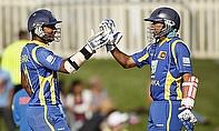Sangakkara, Dilshan Bestow Sri Lanka Consolatory Win