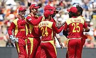 Zimbabwe Continue Good Form Against Spirited UAE