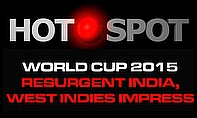 Hot Spot - India, West Indies Resurgent, Gayle, McCullum Outstanding - Cricket World TV