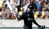 Fit McCullum Available For Afghanistan Tie