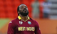 Chris Gayle Hints At Test Retirement