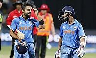 Follow Through - India's Winning Run Deflates Ireland