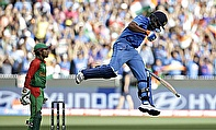 Follow Through - India Steam-Roll Bangladesh To Enter Semis