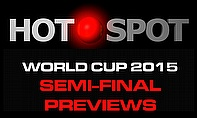 Hot Spot - Semi-Final Previews