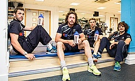 Nutrition X and Yorkshire have continued their partnership