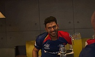Yuvraj Singh Puts His Acting Skills To The Test