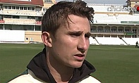 James Taylor talks to Cricket World