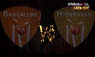 Face Off - Bangalore v Hyderabad