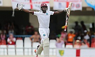 My Focus Is On Test Cricket - Jermaine Blackwood