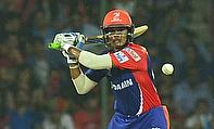 Shreyas Iyer scored a 56-ball 83 as Delhi Daredevils ended their losing streak at home defeating Mumbai Indians by 37 runs.