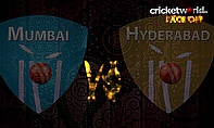 IPL8 Face-Off - Mumbai v Hyderabad - Game 23