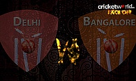 IPL8 Face-Off - Delhi v Rajasthan - Game 26