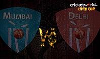 IPL8 Face-Off - Mumbai v Delhi - Game 39