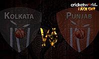 IPL8 Face-Off - Kolkata v Punjab - Game 44