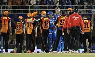 Sunrisers Hyderabad are on their way up the table, while Rajasthan Royals are clinging on to a play-off spot