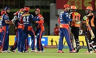 Hyderabad Look To Keep Their Play-Off Hopes Alive Against Delhi